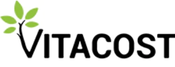 Logo of Vitacost, a website where you can buy supplements online